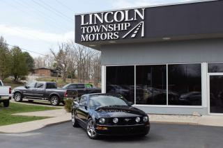 Used 2008 Ford Mustang GT for sale in Beamsville, ON