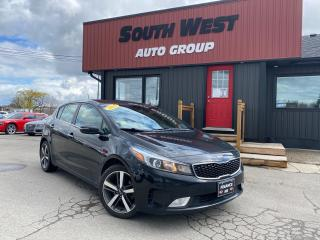 Used 2018 Kia Forte5 EX|BlindSpot|Sunroof|BackUp|Bluetooth|Htd Seats for sale in London, ON