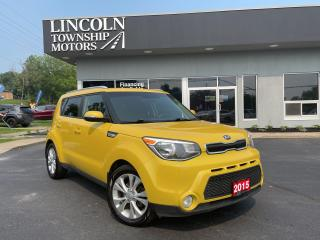 Used 2015 Kia Soul + for sale in Beamsville, ON