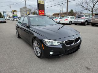 Used 2016 BMW 3 Series 328d xDrive M-PACKAGE w/NAVI/PANO.ROOF/B.CAM &MORE for sale in North York, ON
