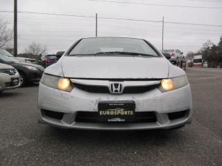 Used 2009 Honda Civic DX-G for sale in Newmarket, ON
