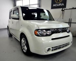 Used 2009 Nissan Cube VERY VERY LOW KM,NO ACCIDENT ,MINT for sale in North York, ON