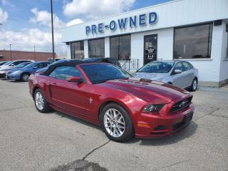 Used 2014 Ford Mustang V6 Premium for sale in Brantford, ON