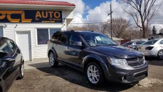 Used 2017 Dodge Journey GT for sale in Edmonton, AB