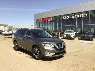 Used 2017 Nissan Rogue SL, PLATNIUM, LEATHER, NAVIGATION for sale in Edmonton, AB
