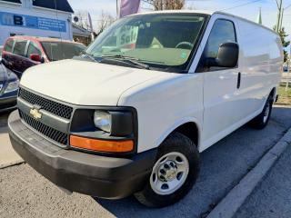 Used 2009 Chevrolet Express 2500 for sale in Ottawa, ON