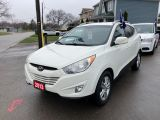 Photo of White 2013 Hyundai Tucson