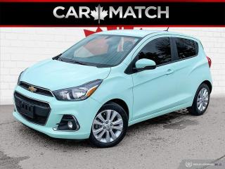 Used 2018 Chevrolet Spark LT / AUTO / NO ACCIDETNS for sale in Cambridge, ON