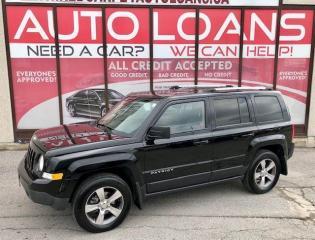 Used 2017 Jeep Patriot High Altitude Edition-ALL CREDIT ACCEPTED for sale in Toronto, ON