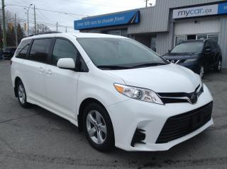 Used 2018 Toyota Sienna PWR DOORS, PWR HEATED SEAT, BACKUP CAM, ALLOYS!! for sale in Richmond, ON