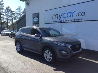Used 2020 Hyundai Tucson Preferred HEATED SEATS/WHEEL, BLIND SPOT, BACKUP CAM, WOW!! for sale in Kingston, ON