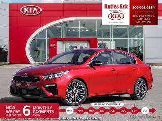 New 2021 Kia Forte GT Limited for sale in Mississauga, ON