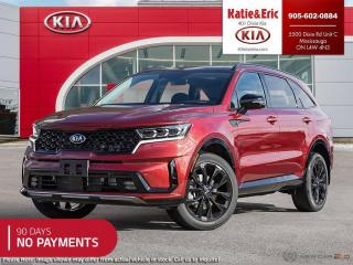 New 2021 Kia Sorento 2.5T EX+ for sale in Mississauga, ON