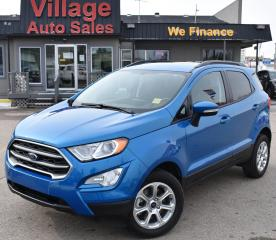 Used 2018 Ford EcoSport HEATED SEATS! SUNROOF! 4X4! LOW KM! for sale in Saskatoon, SK