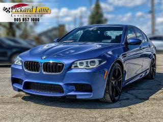 Used 2016 BMW M5 M5! | ACCIDENT FREE! | ONTARIO VEHICLE! for sale in Bolton, ON