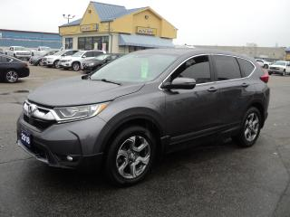 Used 2018 Honda CR-V EX AWD 1.5L Roof BackCam HeatedSeats RemoteStart for sale in Brantford, ON