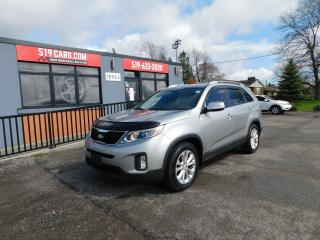 Used 2014 Kia Sorento Ex | Leather | Heated Seats | Backup Camera for sale in St. Thomas, ON