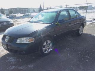 Used 2005 Nissan Sentra 1.8S for sale in Innisfil, ON