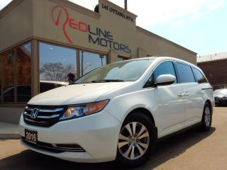 Used 2016 Honda Odyssey EX-L.8Pass.Camera.ParkAssist.PowerDoors.TV/DVD for sale in Kitchener, ON