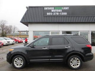 Used 2014 Ford Explorer 4WD,XLT,CERTIFIED,HEATED SEATS,BLUETOOTH for sale in Mississauga, ON