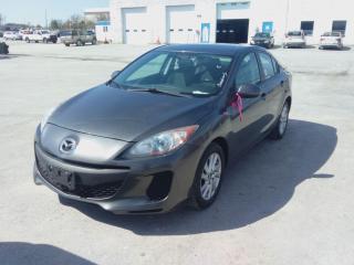 Used 2013 Mazda MAZDA3 for sale in Innisfil, ON