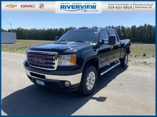 Used 2013 GMC Sierra 2500 HD SLE Remote Start | Climate Control | Safety Package for sale in Wallaceburg, ON