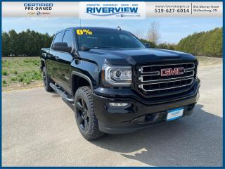 Used 2017 GMC Sierra 1500 SLE Heated Seats | Rear View Camera | Climate Control | Bluetooth for sale in Wallaceburg, ON