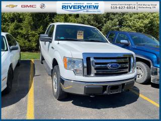 Used 2011 Ford F-150 Crew Cab | 4WD | Cruise Control | Bench Seating for sale in Wallaceburg, ON