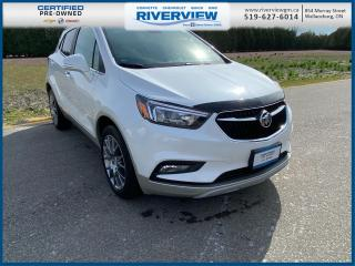 Used 2017 Buick Encore Sport Touring Remote Start   Sunroof   Keyless Entry for sale in Wallaceburg, ON