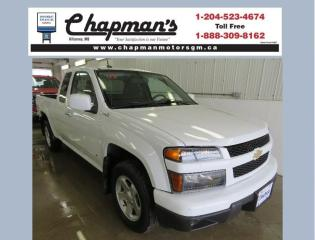 Used 2009 Chevrolet Colorado LT Satellite Radio, Premium Speaker System, Engine Block Heater for sale in Killarney, MB
