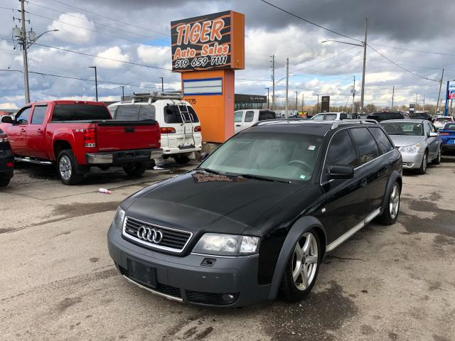 2004 Audi Allroad A4**BITURBO**AWD**SUNROOF**LEATHER**AS IS SPECIAL