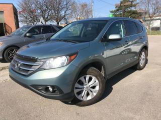 Used 2012 Honda CR-V AWD,ROOF,LEATHER,safety+3years warranty included for sale in Toronto, ON