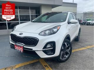 Used 2020 Kia Sportage EX S EX AWD # Heated Seats #Bluetooth #Back-up Camera for sale in Chatham, ON