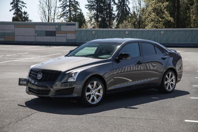 2013 Cadillac ATS AWD Luxury! $258 BW 0 Down 48 MO!