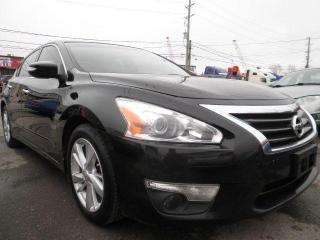 Used 2013 Nissan Altima SL for sale in Brampton, ON