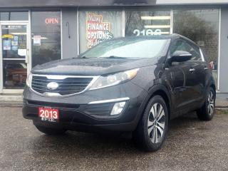 Used 2013 Kia Sportage AWD 4dr I4 Auto EX for sale in Bowmanville, ON