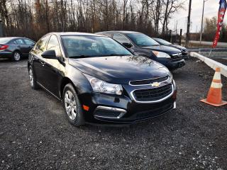 Used 2015 Chevrolet Cruze 2LS for sale in Ottawa, ON
