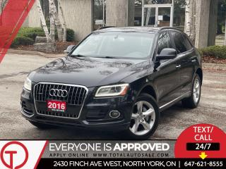 Used 2016 Audi Q5 2.0T Komfort for sale in North York, ON