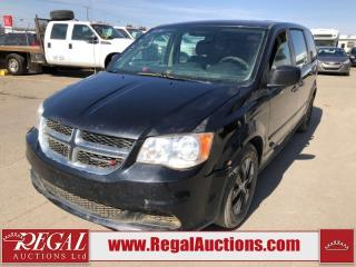 Used 2016 Dodge Grand Caravan CVP 4D Wagon 3.6L for sale in Calgary, AB