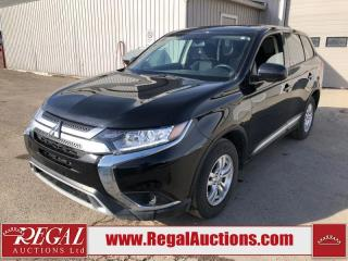 Used 2019 Mitsubishi Outlander ES 4D Utility AWD 2.4L for sale in Calgary, AB