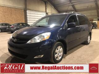 Used 2006 Toyota Sienna LE 4D WAGON for sale in Calgary, AB