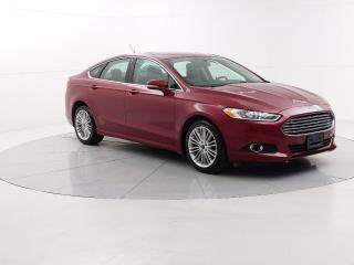Used 2014 Ford Fusion SE Luxury PKG Leather, Heated Seats, Sunroof, Bluetooth, Auto Headlight for sale in Winnipeg, MB