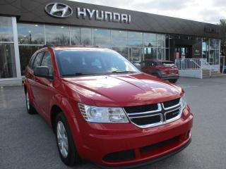 Used 2016 Dodge Journey CVP/SE Plus for sale in Ottawa, ON
