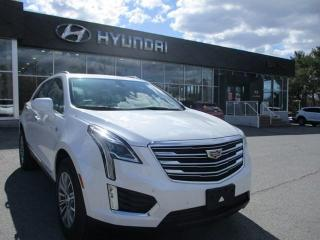 Used 2017 Cadillac XT5 Luxury for sale in Ottawa, ON