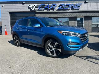 Used 2017 Hyundai Tucson Limited for sale in Calgary, AB