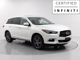 Used 2019 Infiniti QX60 ProACTIVE PKG Accident Free, Heated/Cooling Seats, Remote Start, DVD for sale in Winnipeg, MB