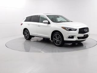 Used 2020 Infiniti QX60 Sensory Accident Free, Heated Rear Seats, Bose Audio, Power Liftgate for sale in Winnipeg, MB
