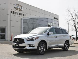 Used 2017 Infiniti QX60 Premium Plus PKG Leather, Navigation, Heated Seats, Bose Audio for sale in Winnipeg, MB