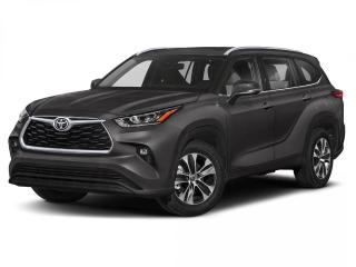 New 2021 Toyota Highlander XLE AWD for sale in Winnipeg, MB