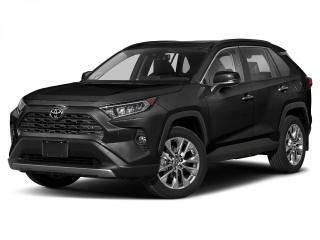 New 2021 Toyota RAV4 LIMITED AWD for sale in Winnipeg, MB